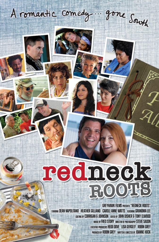 Redneck Roots Movie Poster